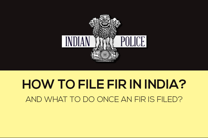 How To File FIR