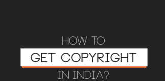 How do I get copyrights registered in India