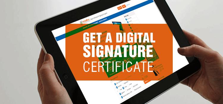 Get-A-Digital-Signature-Certificate