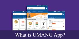 UMANG App - Government Scheme