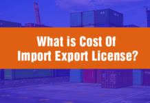 What-is-Cost-Of-Import-Export-License